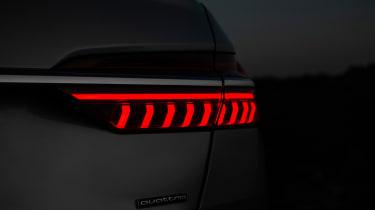 Audi A6 - taillights