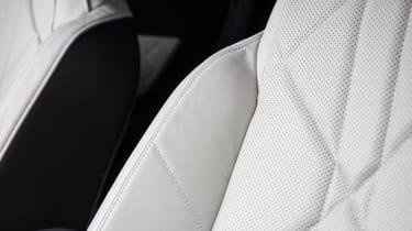 DS 7 Crossback E-Tense - seat detail