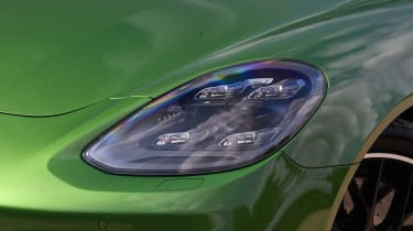 Porsche Panamera GTS - headlight