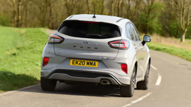 Ford Puma ST-Line: long-term test review