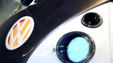 Volkswagen Kombi Type 20 concept - headlight