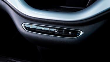 Fiat 500 - transmission