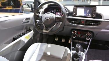 Kia Picanto X-Line - Frankfurt interior