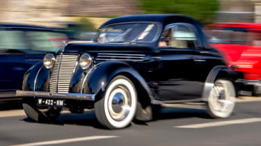 Vintage Renault black