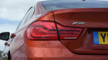 BMW 4 Series Gran Coupe - rear light