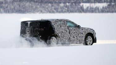 Ford Mondeo Evos spy