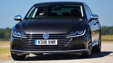 Volkswagen Arteon 1.5 petrol TSI front end