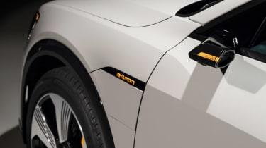 Audi e-tron - wing cameras