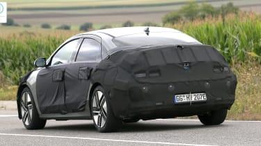 Hyundai Ioniq 6 - spyshot 7