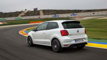VW Polo GTI - rear