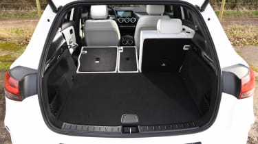 Mercedes EQA 250 - boot