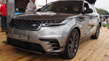 Range Rover Velar - Goodwood front