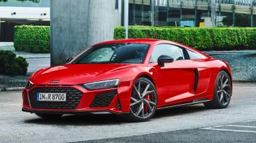 Audi R8 Performance RWD - front static