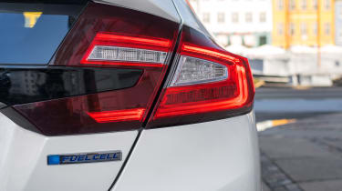 Honda Clarity - Fuel Cell badge