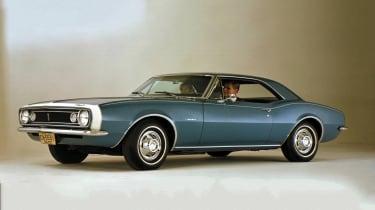 Chevrolet Camaro 50th Anniversary - 1966 Camaro