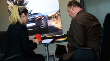 McLaren 570GT long term test first report - dealership