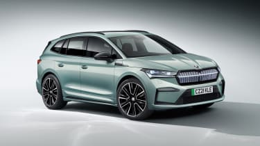 Limited edition Skoda Enyaq iV Founders Edition launched