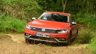 Volkswagen Passat Alltrack - off-road