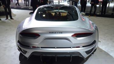 VLF Force 1 V10 - rear show