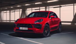 Porsche Macan GTS - front static