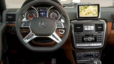 Mercedes-AMG G63 Edition 463 - interior