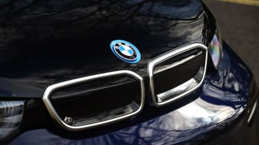 BMW i3s in-depth review - grille