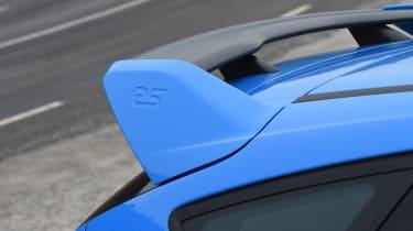 Focus RS vs RS3 vs Golf R - spoiler