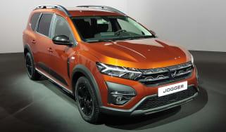 Dacia Jogger - Munich front