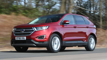 Ford Edge second report - front