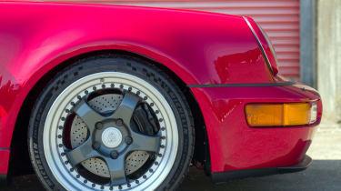 Porsche 911 Everrati - wheels