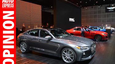 Opinion - Genesis LA Motor Show