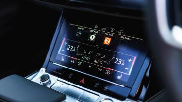 Audi e-tron - climate control