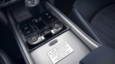 Bentley Mulsanne 6.75 edition - transmission