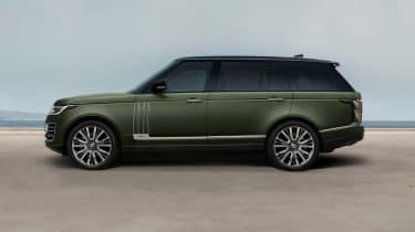 Range Rover SV Autobiography Ultimate - side