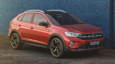 Volkswagen Nivus - front parked