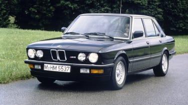 Best BMW M cars ever - E28 M5