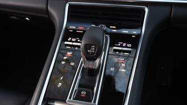 Porsche Panamera Turbo Sport Turismo - centre console