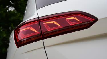 Volkswagen Touareg - taillight