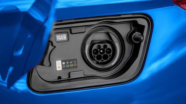Vauxhall Grandland - charging port