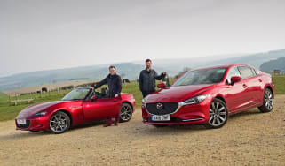 Mazda 6 long termer - final report header