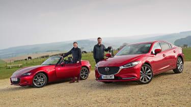 Mazda 6 long termer - final report header