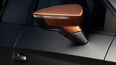 SEAT Leon Cupra R - mirror