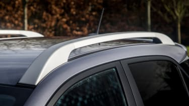 Hyundai i20 Active 2016 - roof rails