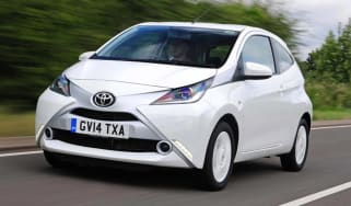 Toyota Aygo 3dr  - cheapest cars to run