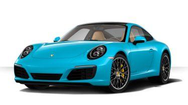 Car configurator overkill - Porsche 911 Carrera S