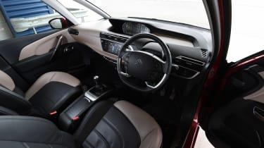 Citroen Grand C4 Picasso interior front