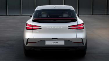Genesis GV60 - full rear