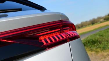 Audi SQ8 - rear light