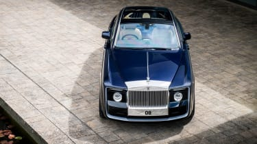 Rolls-Royce Sweptail - front