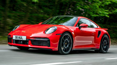 New Porsche 911 Turbo S 2020 Review Auto Express